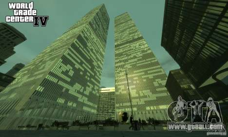 World Trade Center for GTA 4 eighth screenshot