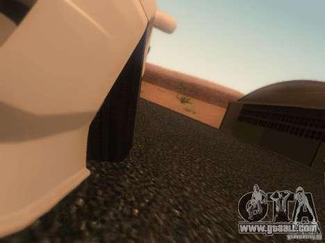 Nissan Skyline GTS R32 JDM for GTA San Andreas back left view