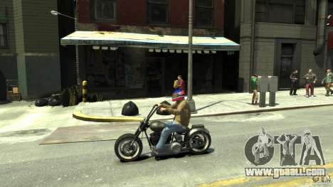 Energy Drink Helmets for GTA 4 ninth screenshot