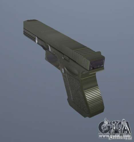 Glock 17 for GTA Vice City