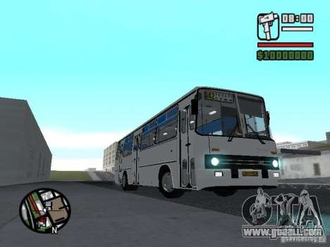 Ikarus 266 City for GTA San Andreas