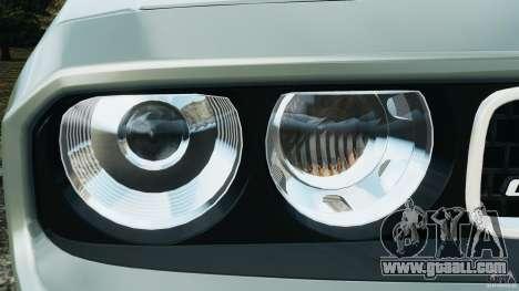 Dodge Challenger SRT8 2009 [EPM] for GTA 4 engine
