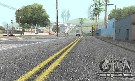 Grove Street 2012 V1.0 for GTA San Andreas seventh screenshot