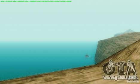 Marty McFly ENB 2.0 California Sun for GTA San Andreas third screenshot