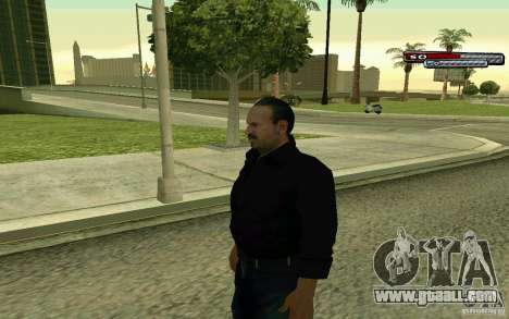 Russian Mafia for GTA San Andreas second screenshot