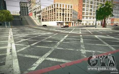HD road (GTA 4 in SA) for GTA San Andreas fifth screenshot