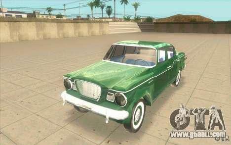 Studebaker Lark 1959 for GTA San Andreas