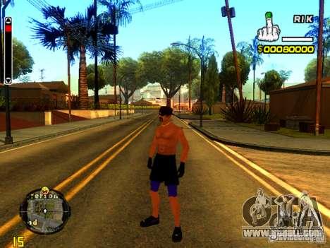 Beach people for GTA San Andreas second screenshot