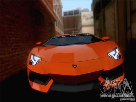 Realistic Graphics HD 5.0 Final for GTA San Andreas forth screenshot