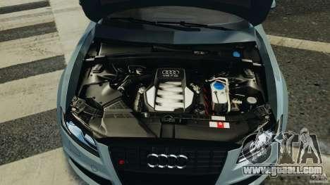 Audi S5 v1.0 for GTA 4 bottom view