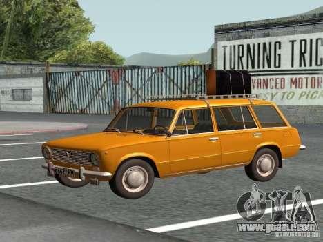 VAZ 2102 for GTA San Andreas