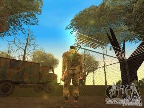 Degtyarev of Stalker for GTA San Andreas second screenshot