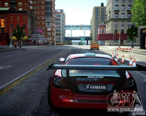 iCEnhancer 2.1 Final for GTA 4 second screenshot