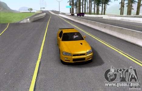 ENBSeries by HunterBoobs v2.0 for GTA San Andreas