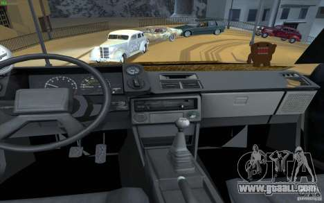 Elegy Rat by Kalpak v1 for GTA San Andreas side view