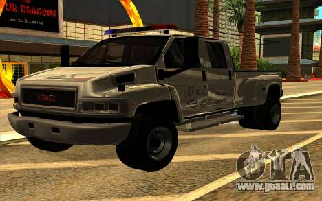 GMC Topkick C4500 for GTA San Andreas