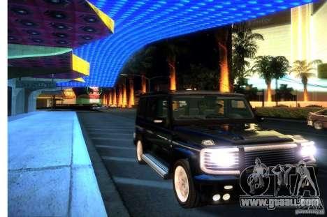 Graphic settings for GTA San Andreas sixth screenshot