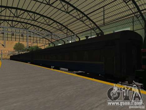 RAILROAD modification III for GTA San Andreas eleventh screenshot