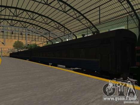RAILROAD modification III for GTA San Andreas eleventh screenshot