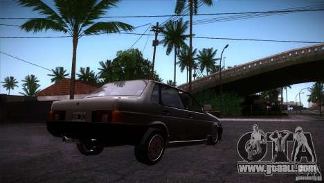 Fiat Regata for GTA San Andreas right view