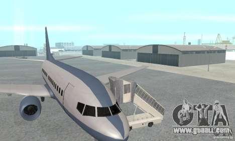 Airport Vehicle for GTA San Andreas third screenshot