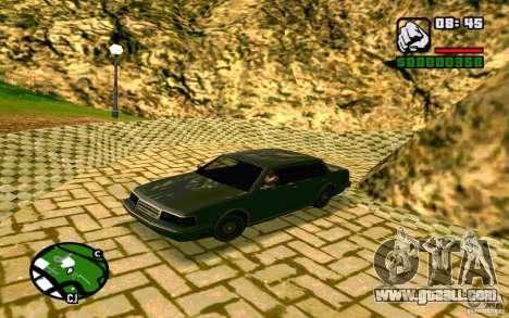 ENBSeries by Blaid for GTA San Andreas forth screenshot