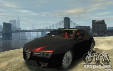 Alfa Romeo Brera for GTA 4