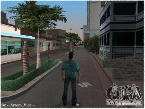 New Ocean Beach for GTA Vice City fifth screenshot