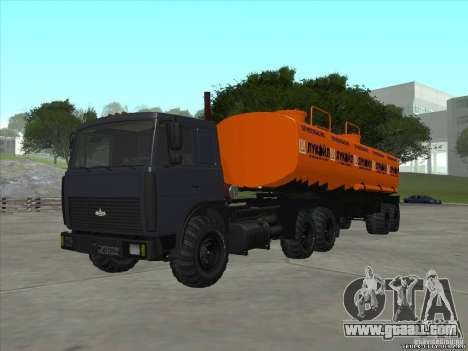 6417 MAZ for GTA San Andreas