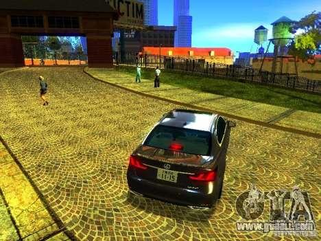ENBSeries by JudasVladislav for GTA San Andreas forth screenshot
