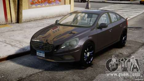 Volvo S60 for GTA 4
