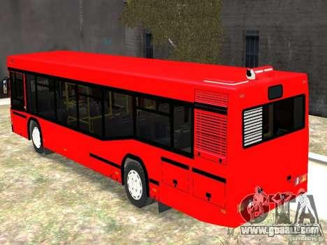 MAZ 5295 v2.0 final for GTA 4 left view