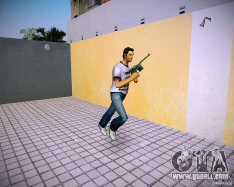 Mauser C96 for GTA Vice City third screenshot