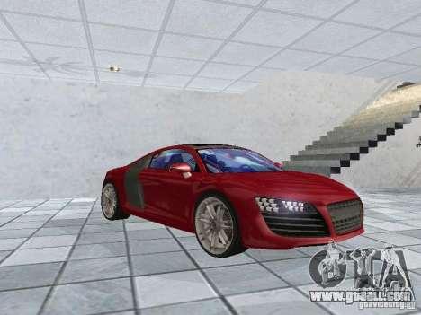 Audi Le Mans Quattro for GTA San Andreas left view
