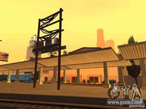 Unity Station for GTA San Andreas sixth screenshot