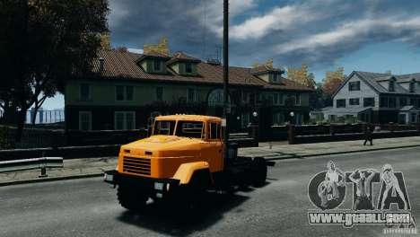 KrAZ-5133 for GTA 4
