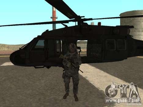 Animations v1.0 for GTA San Andreas