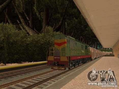 Forest in Las Venturas for GTA San Andreas seventh screenshot