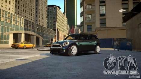 Mini Cooper Clubman for GTA 4