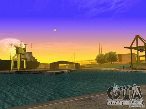 New Timecyc for GTA San Andreas fifth screenshot