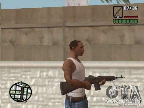 Mafia II Full Weapons Pack for GTA San Andreas