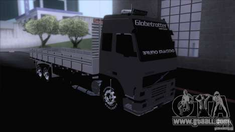 Volvo FH12 2000 for GTA San Andreas right view