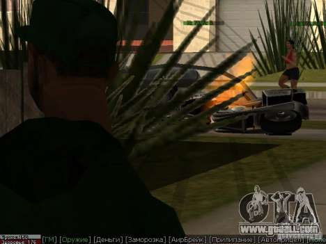 Dope for GTA San Andreas seventh screenshot