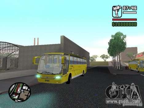 Busscar Vissta Bus for GTA San Andreas