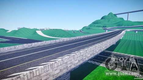 Drift Paradise V2 for GTA 4 third screenshot