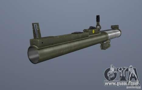 Grims weapon pack3 for GTA San Andreas sixth screenshot