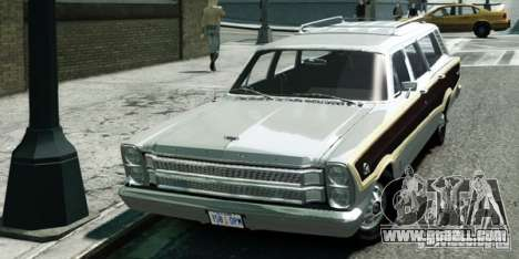 Ford Country Squire for GTA 4