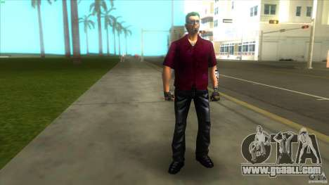 Pak skins for GTA Vice City fifth screenshot