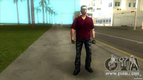 Pak skins for GTA Vice City fifth screenshot