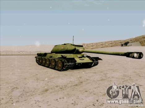 T-34 for GTA San Andreas